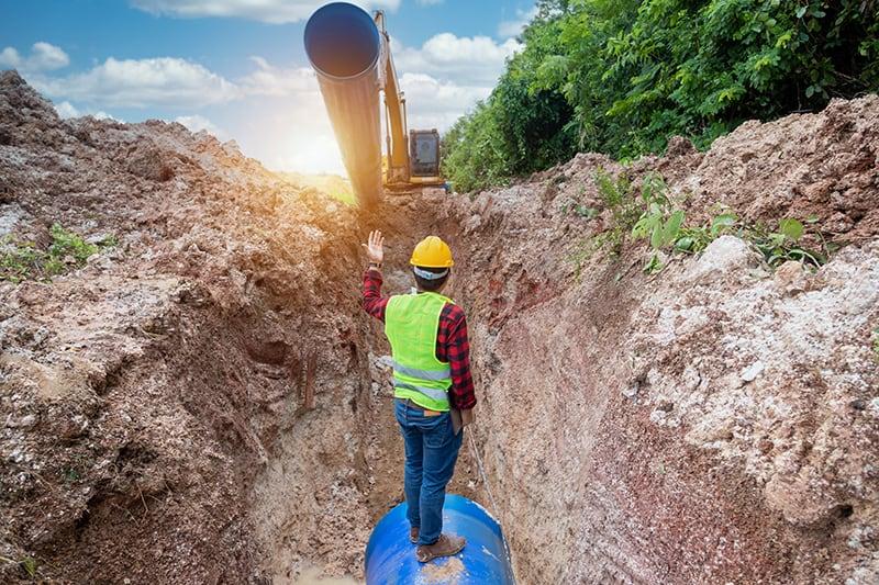 Excavating contractor Clark County WA