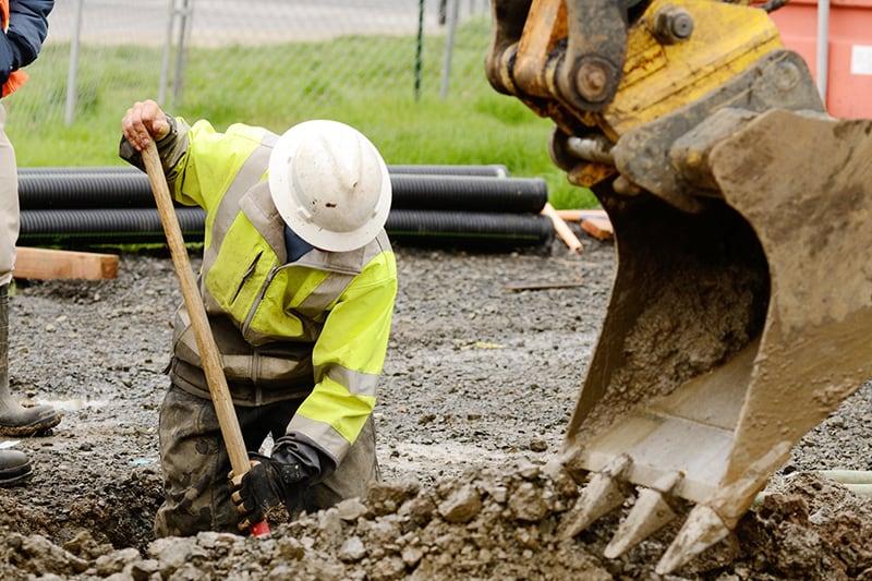 Excavating contractor in vancouver washington