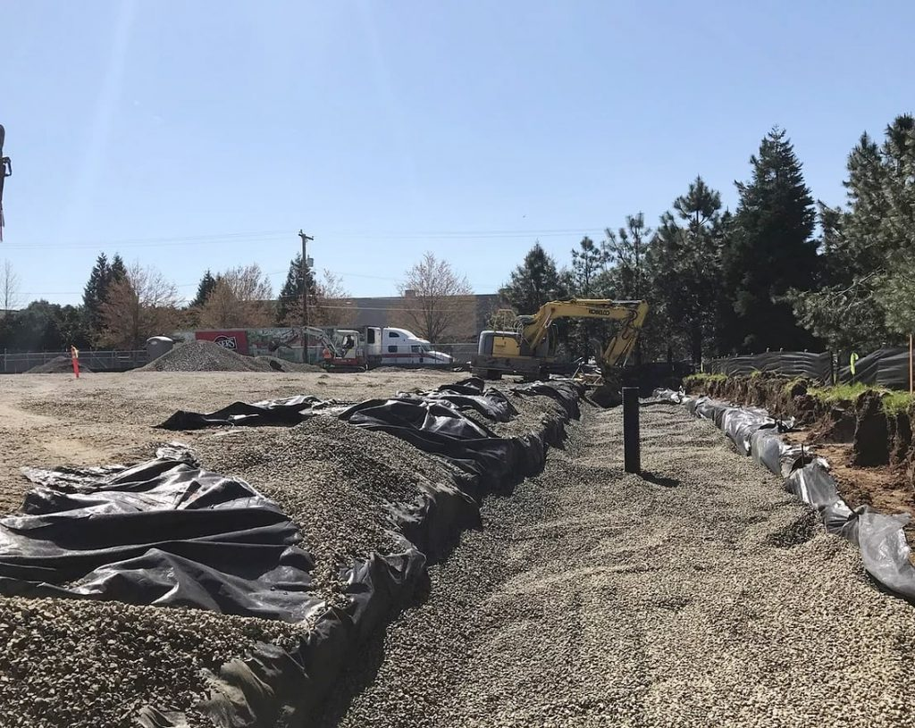 Excavation company Vancouver Washington